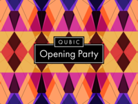 Qubic Party Cover