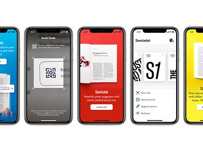 Samizdat 21 iphone thesis personal customize mobile magazine app