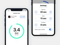 Workout Timer App