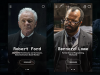 Discover Westworld Concept
