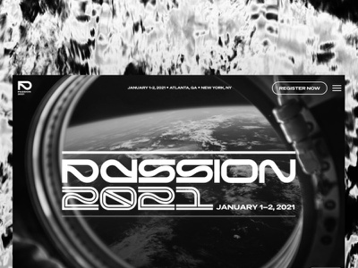 Passion 2021 outer space event conference