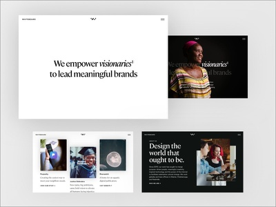 WB iS updates web design