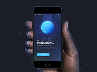 Planet overview - Mercury