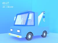 3d - Crane