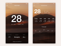 Daily ui100 - 008 Weather