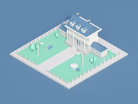 Dribbble -  Building number one