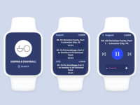 Podcast App Updated