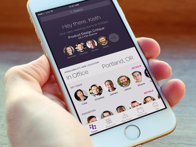 Jive Circle - Home 2.0 search favorites shortcuts availability location alerts meetings directory profile