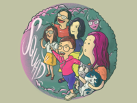 International Women's Day Sticker - Our Product Designers
