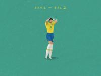 Brazil vs Belguim