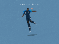 France vs Belguim