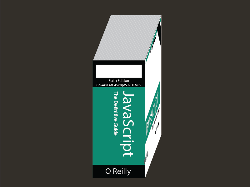 Javascript Oreilly by Razroo on Dribbble