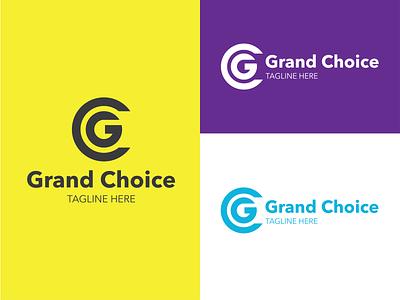 GC letter concept logo design brand design brands brandidentity branding logoinspiration logoinspire letter creative minimalist logo design logos logo