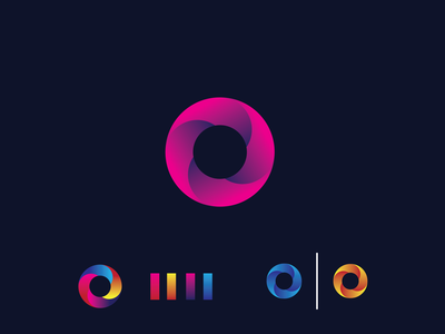 Abstract logo design modern logo design logo design branding brand logo logo trend 2021 creative logo logo mark lettermark logo colorful logo modern logo abstract logo