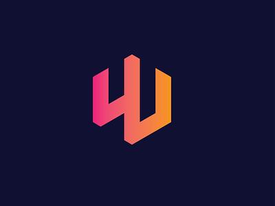 W brand identity w letter logo w letter modern logo branding logo