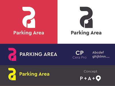 PA & Locator Concept Logo logo mark lettermark monogram icon iconic logo symbolic logo letters letter letter logo minimal minimalist logo creative logo logodesigns logodesign logo