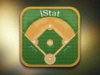 iStat Baseball Icon