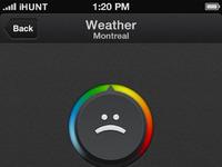 Ihunt v2 weather failure