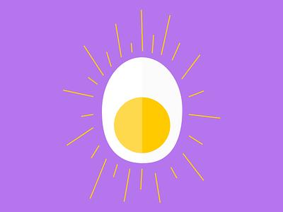 Eggspectations illustration egg boiled hard eggspectations cooking eggs