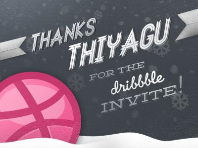 Thanks For The Invite invite thanks