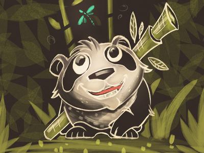 Doodle Panda