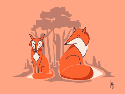Some Foxes