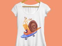 Quick Snail