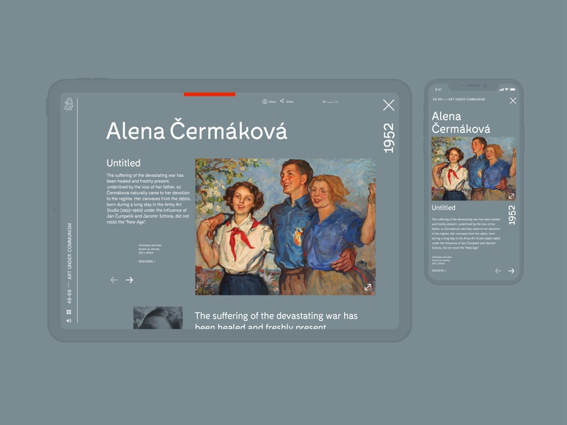 An Interactive Guide to the Czech art history