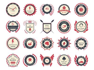 Achievement Icons - Solitaire