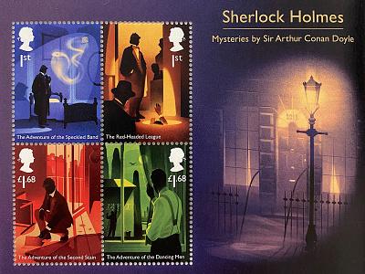 Sherlock Holmes karolis strautniekas fiction detective crime character design texture folioart digital illustration
