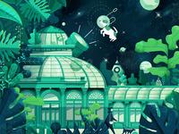 Greenhouse Mural