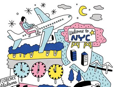 NYC folioartists folioart antoinecorbineau holiday vacation leisure travel airbnb newyork nyc newyorkcity