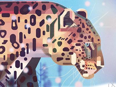 Leopard book jamesgilleard folioart leopard animal texture graphic wildlife illustration digital