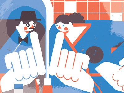 Culture culture vector character editorial folioart digital illustration