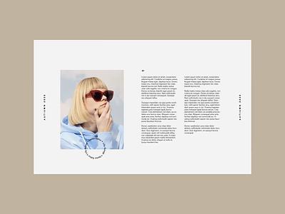 AO Spectacles. Musings video type photography app menu ui design ux design branding website ui animation ux typography