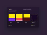 Waffles — Minimal Colour Selector