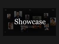 Talent Homepage Dark