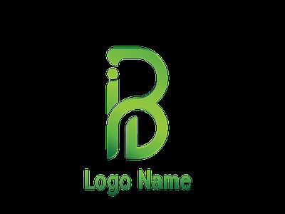 BPI Letter Logo illustration vector design icon logo design