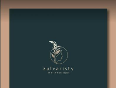 zulvaristy logo for technology typography freelancing branding logo designer gradient color logo illustration logo design logo