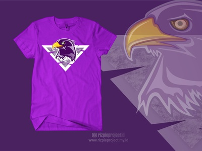 Tshirt Eagle motion graphics 3d ui vector illustration animation promotion banner graphic design design branding logo