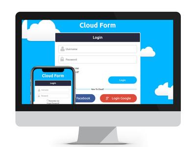 Cloud form
