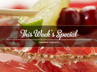 This Week's Special