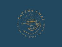 Sattwa Chai - Primary Logo
