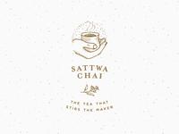 Sattwa Chai - Brand Identity