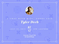 A Chat with Tyler Deeb ✨