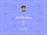 A Chat with Jeff Sheldon ✨