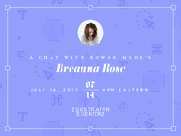 A Chat with Breanna Rose ✨