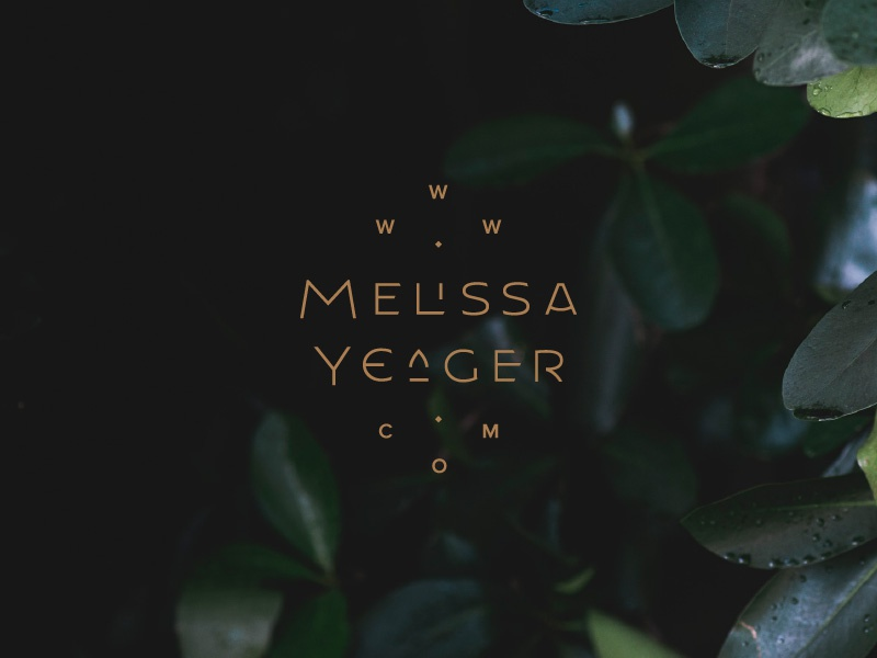 Melissa yeager logo website