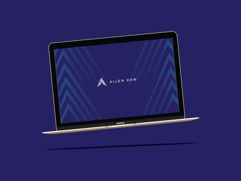Allen Kew Wallpaper kew allen arrow arrows triangle a branding element logo wallpaper