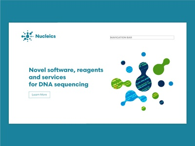 Nucleics Branding
